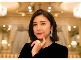 竹内結子の最新髪型スキャンダル専門弁護士queenのオーダー方法