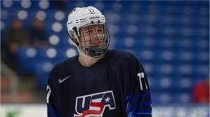 video watch elmira s john beecher in action with usa hockey