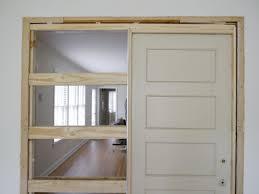 How to build a pocket door CRAFT