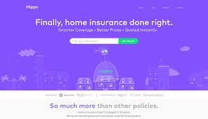 an insuretech company hippo launched in california april 25 2017 with the promise of providing homeonwers insurance quotes in 60 seconds