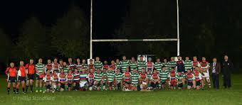 The Wooden Spoon Game Dorchester RFC 64