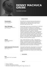 Enumerator Resume Samples Visualcv Resume Samples Database