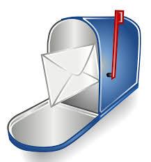 mailbox. Plain Mailbox Open  To Mailbox T