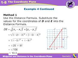 Worksheets. Coordinate Geometry Distance Formula Worksheet ...