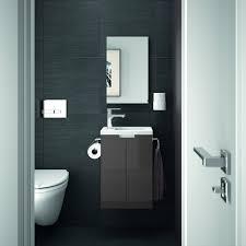 Allibert Bathroom Cabinets Allibert Bath Furniture Guest Toilet Set Pre Assembled White