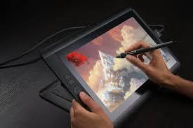 Wacom Bamboo Tablet Comparison Chart Wacom Cintiq 13hd Interactive Pen Display English Language