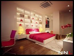 Pretty Bedroom Accessories Contemporary Girls Bedroom In Pristine White And Pretty Pink Pink