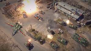 เล่นเกมส์ Command & Conquer ภาคใหม่ สรุปว่าเล่นฟรี เน้นออนไลน์ ออนไลน์ |  สนุก! เกมส์