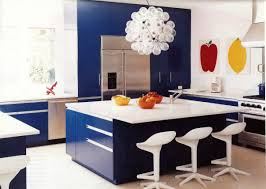 Of Blue Kitchens Blue Kitchen Archives Atticmag