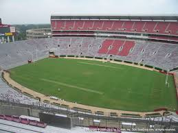 Bryant Denny Stadium View From Section U4 Mm Vivid Seats