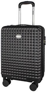 <b>Чемодан PROFFI TRAVEL</b> Tour Quattro Smart черный, размер L в ...