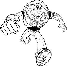 Small Picture Printable Buzz Lightyear Coloring Pages Coloring Me