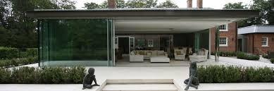 minimal windows 4 large sliding glass doors