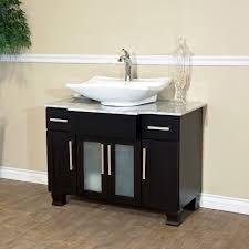 modern single bathroom vanity. Add Modern Style To Your Bathroom With Single Sink Vanity: White Baseboard Design Vanity