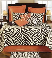 zebra expedition luxurious quilt bedding