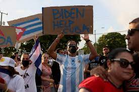 Is China Behind Cuba's Protests Being ...