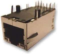 0826-1X1T-<b>GH</b>-F, Модульный <b>разъем</b>, RJ45 <b>Jack</b>, 1 x 1 Port, 8P8C ...
