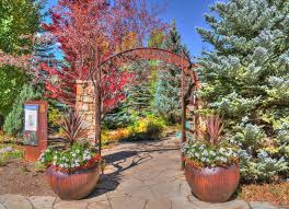 betty ford alpine gardens vail colorado dan from honeymoon always