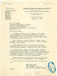 george washington carver and the fungal plant disease survey george washington carver official usda appointment documents
