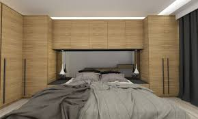 example of a small master bedroom design