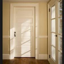 5 panel wood interior doors. Fancy 5 Panel Wood Interior Doors With Solid Design