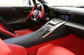 lexus lfa 2014 interior.  2014 Lexus LFA Interior 5 Throughout Lfa 2014 Interior S