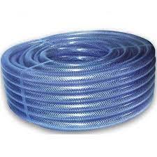akshay flex blue pvc braided garden