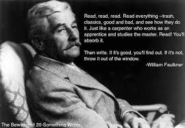 William Faulkner Quotes Classy Epic Quote Of The Day William Faulkner The Bewildered 48