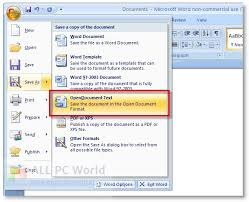 World Office Download Free Microsoft Office 2007 Service Pack 2 Free Download All Pc