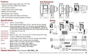 intercom wiring diagram efcaviation com lef-3l manual at Aiphone Lef 3l Wiring Diagram