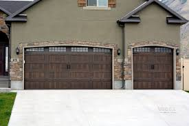 wood garage door builderModern Custom Garage Doors  Provo Orem UT  Vidor Garage Doors
