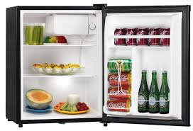 photos of frigidaire compact refrigerator glass door