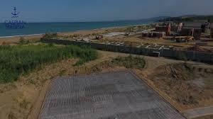Старт строительства <b>Caspian</b> Marina! - YouTube