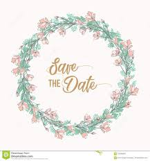 Save The Date Cards Templates Wedding Party Invitation And Save The Date Card Templates With Lily