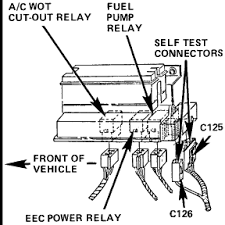 1990 bronco fuel relay 2 9 l i changed the fuel pump only getting 1990 Ford Bronco Fuel Pump Wiring Diagram 1990 Ford Bronco Fuel Pump Wiring Diagram #17 1990 Ford 350 Electrical Diagram