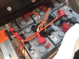 2007 e6 battery wiring layout gem forum electric forum this is the battery lay out under the rear seat and flat bed total of 6 batterys back here
