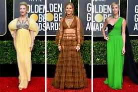 Design Your Own Red Carpet Dress This Golden Globes Red Carpet Was Not Harvey Weinsteins Red