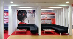 office interior design london. Fine Interior London Themed Office  British Interior To Design B