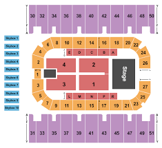 First Interstate Arena Seating Chart Billings