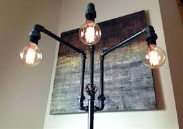 wonderful black pipe lighting floor lamp how to make a chandelier light fixture parts ma iron pipe light fixture black