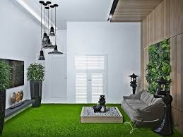 greenery office interiors. 5-eco-style-office-interior-design-project-render- Greenery Office Interiors