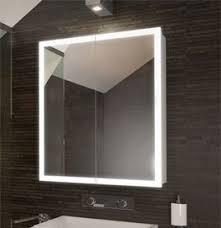 astonishing bathroom cabinets mirrored cabinet with lights in illuminated