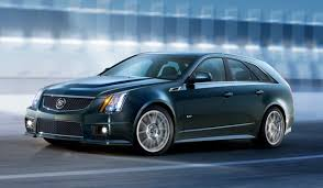 2011 Cadillac CTS-V Wagon Specs and Photos | StrongAuto