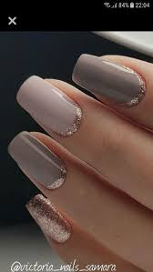 7 Nail Art Designs With Rose Gold Color 2019 Take A Look Nehty