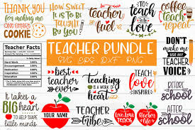 Look for the pink download button located at the bottom of post. Teacher Bundle Svg Eps Dxf Png 108118 Svgs Design Bundles Svg Free Teacher Free Svg