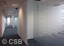office glass frosting. Glass Frosting Calgary Office E