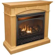 in vent free propane gas fireplace procom heater natural reviews