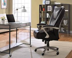 make office chair more comfortable. Image Of: Elegant Serta Big And Tall Office Chair Reviews Make More Comfortable E