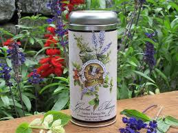 garden herbal tea