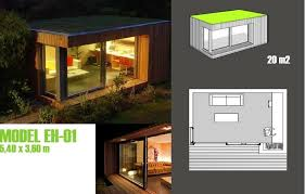 Prefabricated Garden Office Prefabricated Office Garden Studios Fire Proof Contemporary N